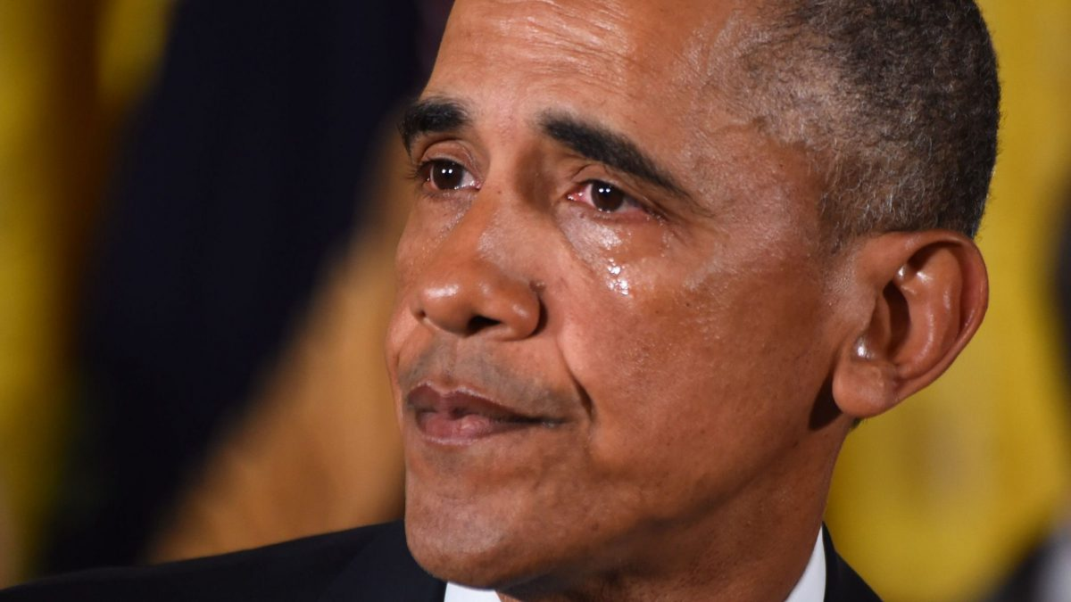 MEDIA ASKED TRUMP TO PARDON OBAMA FOR HIS CRIMES AGAINST AMERICA