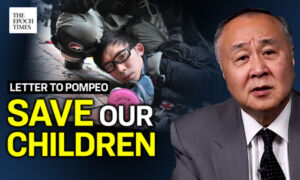 """Hongkonger lettered to Pompeo Please Save Hong Kongs Children """"Please make HK safe again"""""""
