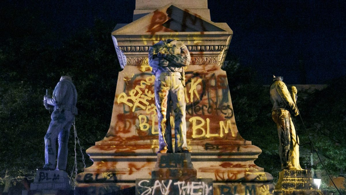 Historical Figures Under Attack as Protesters Set Sights on Statues