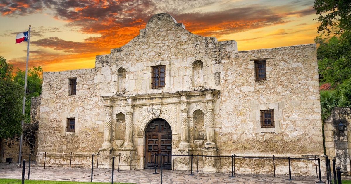 Texas Takes a Stand, Issues Powerful Statement Against Reported Calls To Tear Down Alamo