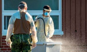 Troops Deployed to Toronto-Area Long-Term Care Homes to Start Heading Home