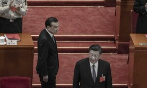 Political Infighting on Display as Chinese Leader and Premier Give Conflicting Comments on State of Economy