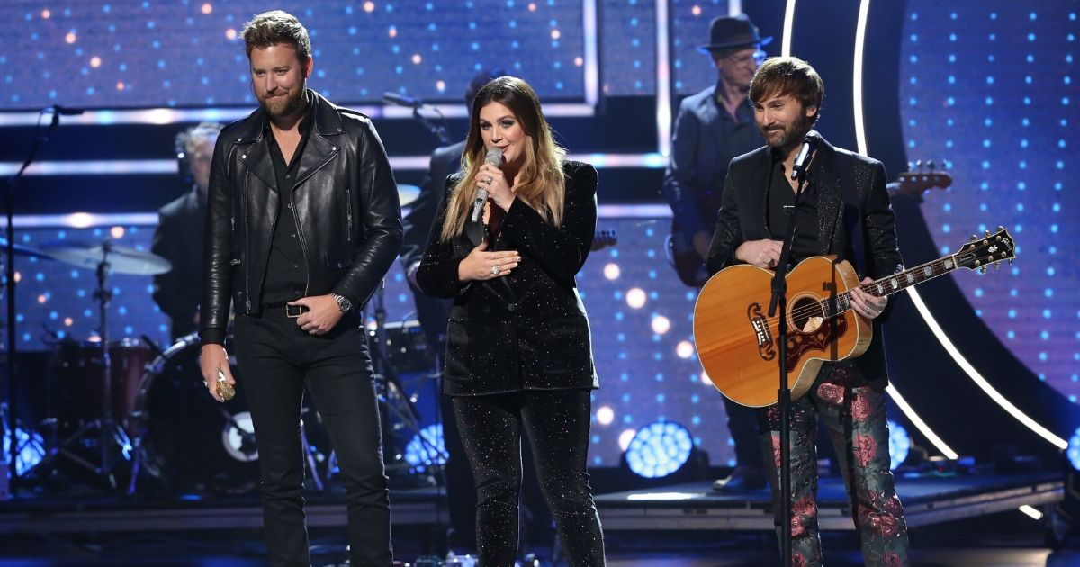 'Lady Antebellum' Changes Band Name Apologizes for 'Causing Pain'