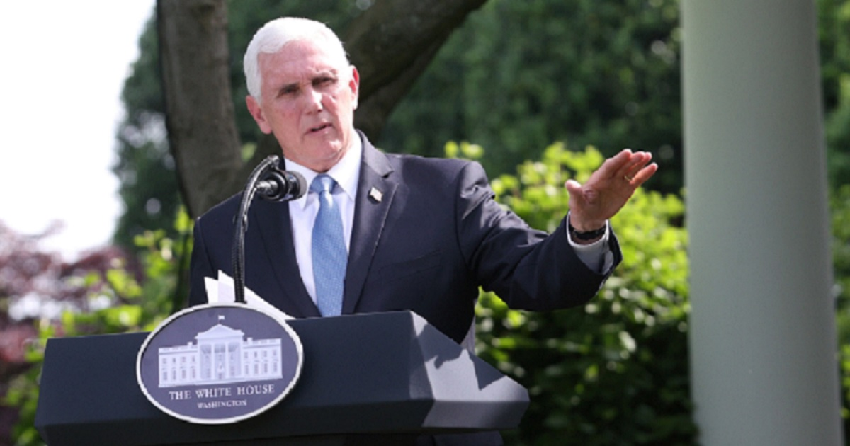 Mike Pence Refuses To Back Down After Being Repeatedly Asked To Say 'Black Lives Matter'