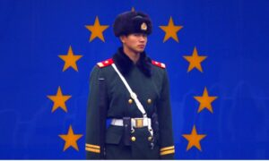 European Union: CCP Is a Systemic Rival