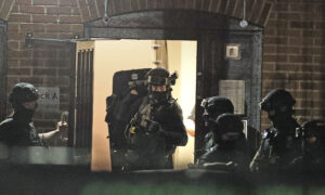 UK Park Stabbing Rampage Was Terrorist Act, Police Say