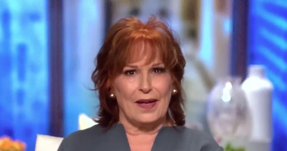 Joy Behar Realizes Her Mistake After Calling Trump a 'Domestic Terrorist'