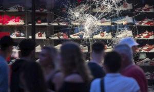 Germany Condemns Weekend Violence, Looting in Stuttgart