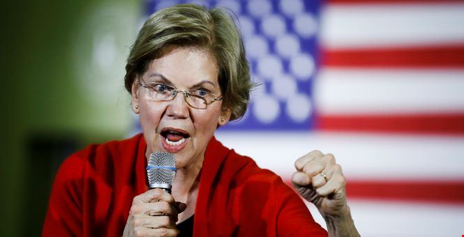 Celebrities to Biden America's got a racial-injustice fevah and the only cure is more  Warren?