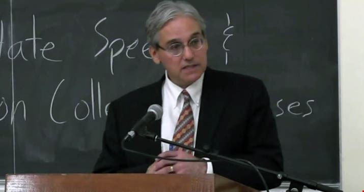 Cornell Prof. William Jacobson on the push to get him fired (or denounced)