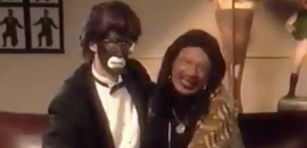 "NSFW: Howard Stern says N-word too many times during awful blackface impression that should have Libs yelling ""CANCEL!"""
