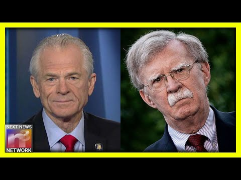 Peter Navarro RIPS John Bolton's Pathetic Book With BRUTAL Reality Check