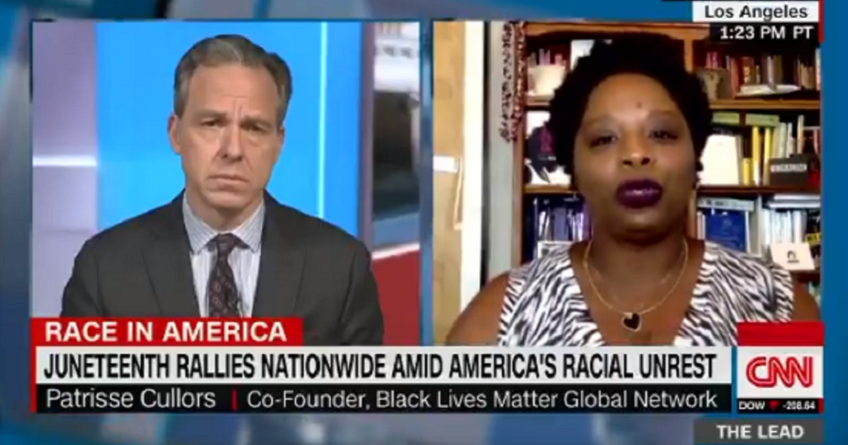 BLM Co-Founder Admits Their Goal Is Just To 'Get Trump Out,' Alienates Black Trump Supporters