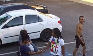 Group Attacks Customer Outside Texas Convenience Store: Officials Group Attacks Customer Outside Texas Convenience Store: Officials