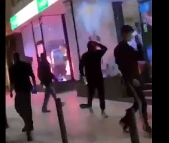 """Hundreds of Youths Shouting """"Allahu Akbar!"""" Riot and Loot in Stuttgart, Germany (VIDEO)"""