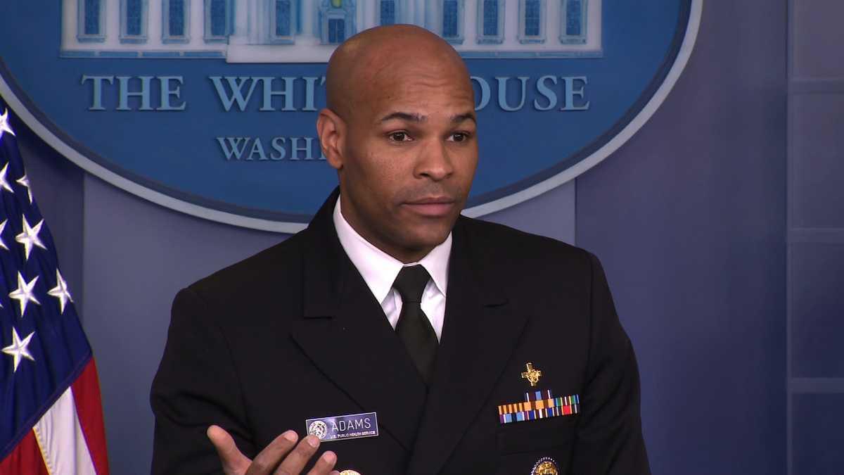 Surgeon General Warns of Virus Outbreaks From George Floyd Protests