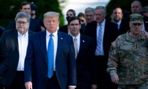 Defense Secretary Criticizes 'Inaccurate' Reporting on Trump Visit to Church, Tear Gas