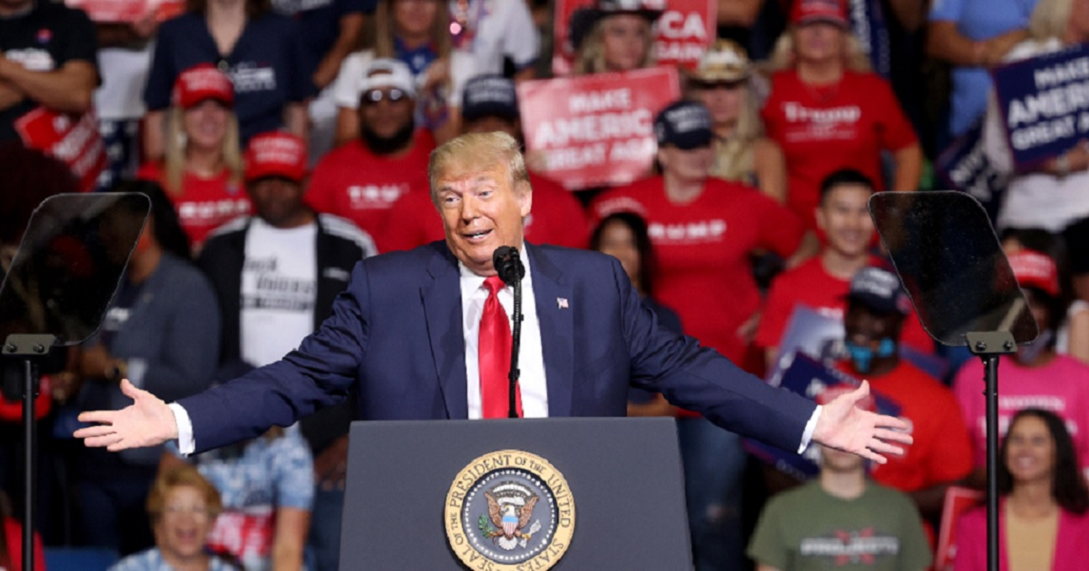 TikTok Users Claim Credit for Sabotaging Trump Rally with Fake Registrations