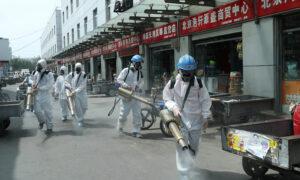 CCP Virus Outbreak in Beijing; 45 People Test Positive From Throat Swabs