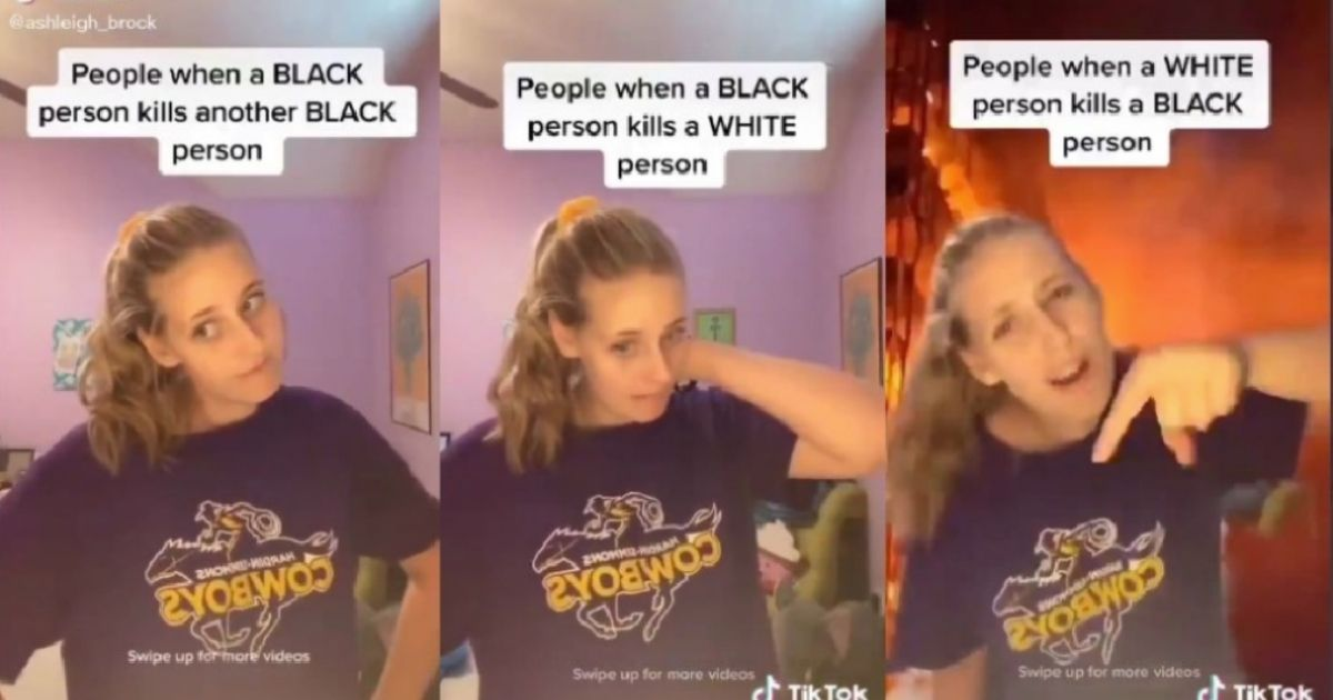 Christian College Student Kicked Out of School for Posting Videos Critical of BLM Christian College Student Kicked Out of School for Posting Videos Critical of BLM