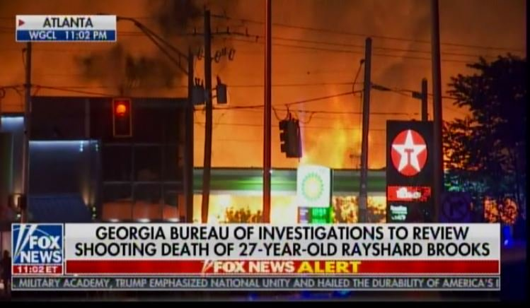 Georgia Governor Declares State of Emergency in Atlanta Following Continued Lawlessness and Violence in Democrat-Run City Georgia Governor Declares State of Emergency in Atlanta Following Continued Lawlessness and Violence in Democrat-Run City