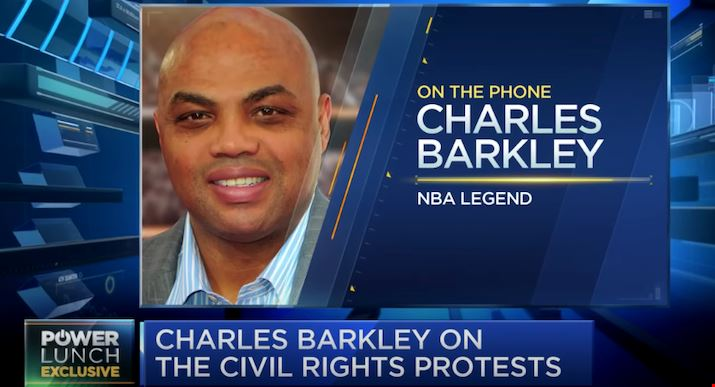 """Barkley: Sports are turning into a divisive """"circus"""" and fans might not come back"""