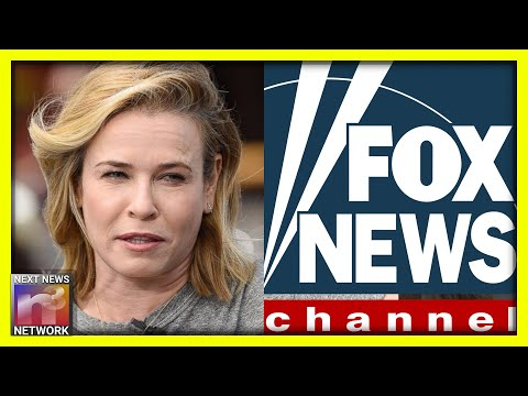 WATCH OUT if Chelsea Handler Catches YOU watching FOX NEWS in an Airport!